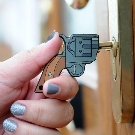 killer key: Keys Fobs, Killers Keys, Rubber Keys, Shapes Keys, Keys Covers, Things, Keys Rubber, Keys Holders, Guns Shapes