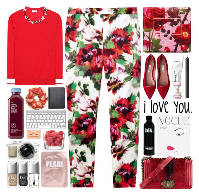 """""""#715 Passionate"""" by mayblooms on Polyvore featuring Chanel, Jo Malone, Fendi, Lapcos, WALL, Christian Dior, Barneys New York, LSA International, Tom Dixon and love"""