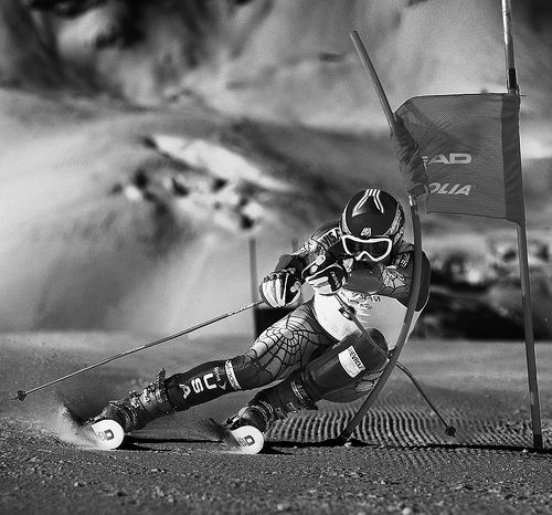 Bode Miller. Just look at that.