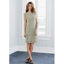 Dale garn - Heklet kjole - Nr 31209