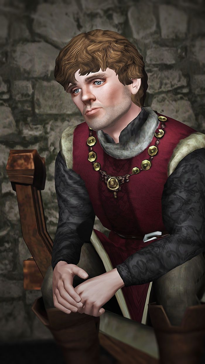 kurasoberina:  Peter Dinklage as Tyrion Lannister from Game of Thrones  I was waiting for him :DYou did a wonderful job!