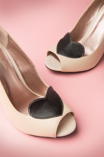 Seychelles Ready for anything off white heart pumps 403 51 12983 20140514 0034