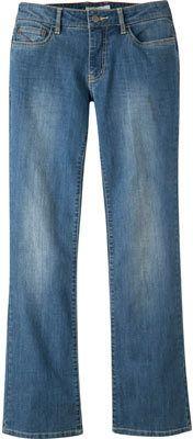 Women's Mountain Khakis Genevieve Classic Fit Jeans Petite