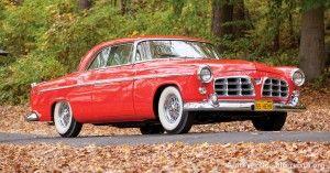 Chrysler C-300 Hardtop Coupé – 1955