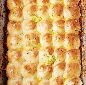 Ultimate Garlic Bread - Jamie Oliver