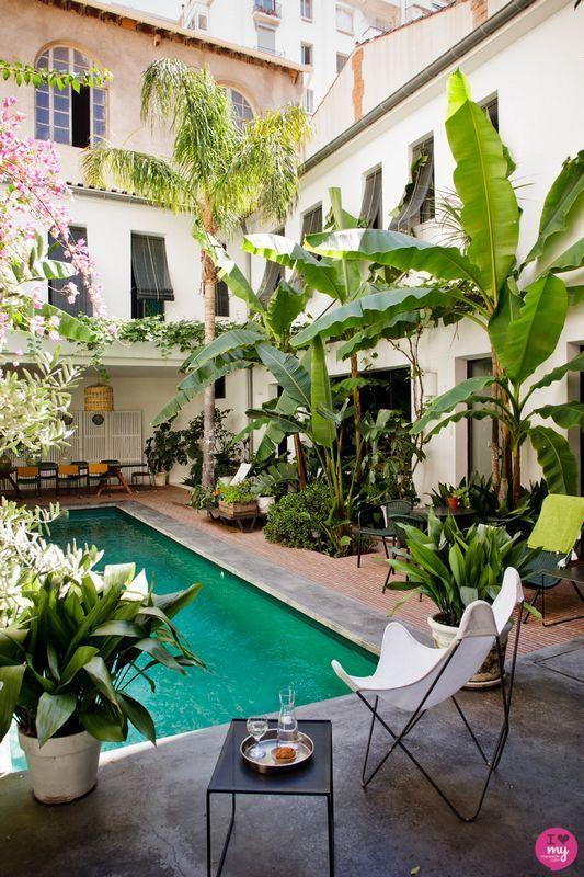 Se créer une oasis de rêve - Lili in wonderland