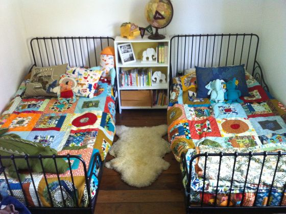 Fab kids quilts - A well traveled woman