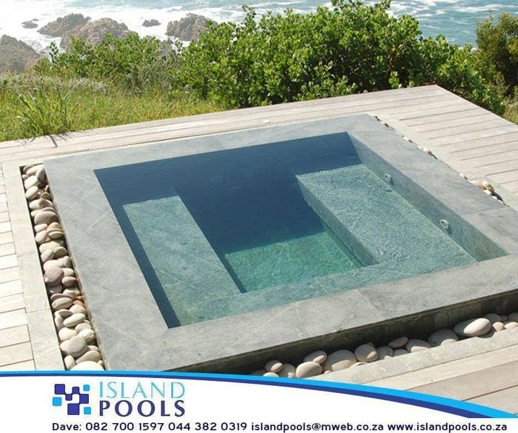We have a wide range of pre-fabricated (either free standing or drop-in) spas, allowing for quick and easy installation. We offer customised spas and vitality pools, designed to suit your requirements, in any surface finish of your choice. Call us on 044 382 0319 for more info. #Swimmingpools #swimming #IslandPools