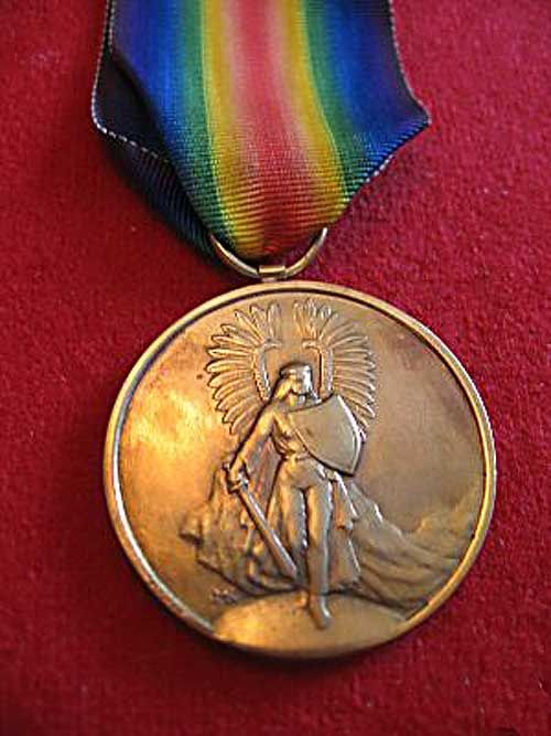 Poland - Inter-Allied Victory Medal