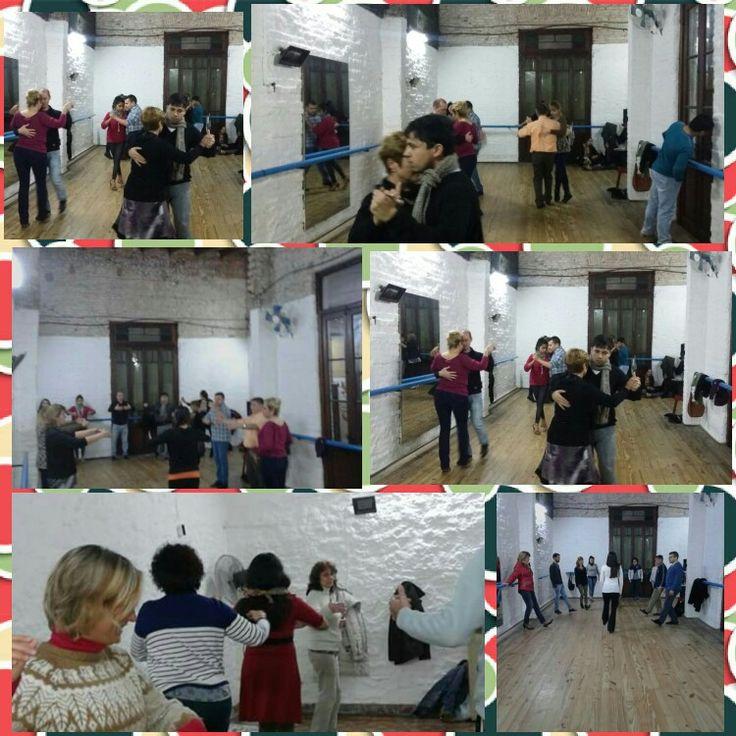 Clases de Tango en El Estudio (Córdoba 1020 - San Miguel de Tucumán)  Primera clase 19:30 Segunda clase 2130  Luis y María Tango