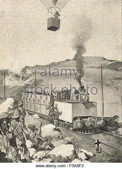 Armoured train - Boer war - Google Search