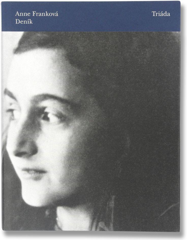 Denik Anna Franková (Tsjechisch)