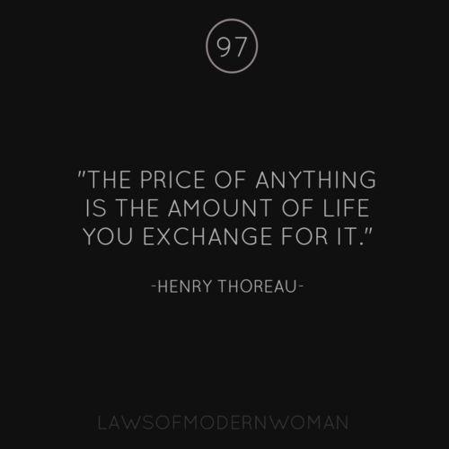 Henry Thoreau//