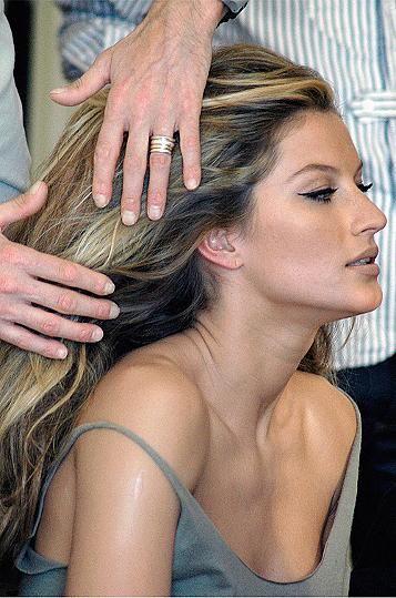 Gisele Bundchen  #makeup