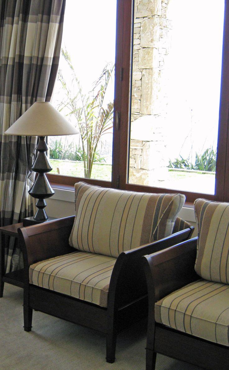 Trenail Timberside sofa chair