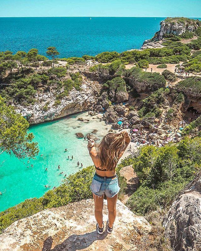 Mallorca Beaches // IG: @littleblackshell