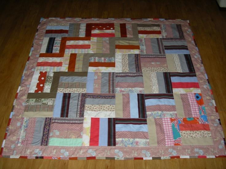 Scrap quilt 2010