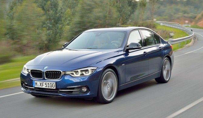 1.5リッター3気筒エンジンの3シリーズを導入BMW