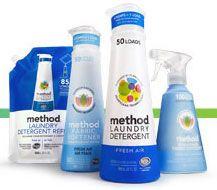 FREE Sample of Method Laundry Detergent http://freesamples.us/free-sample-of-method-laundry-detergent/