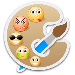 Skype Emoticon Art Drawing Tool & palette