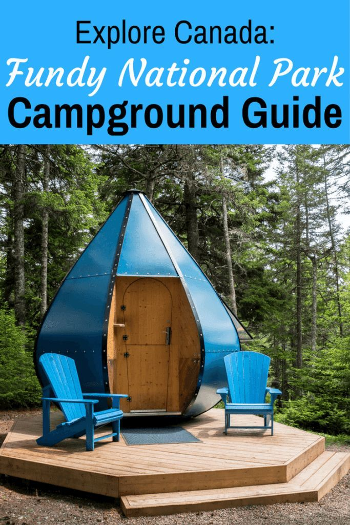Bay Of Fundy Camping >> The Complete Guide To Camping In Fundy National Park