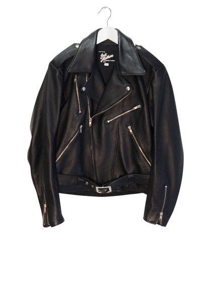 Jet Leathers Men's Motorcycle Jacket
