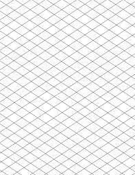 Resultado de imagen de papel isométrico