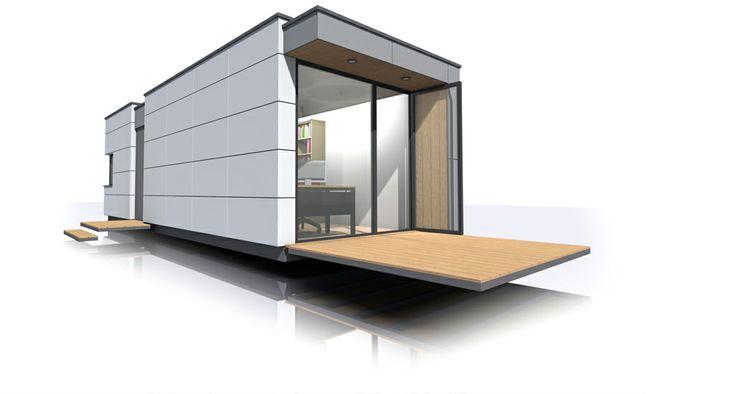 Smartmod domy letniskowe modulowe na wynajem