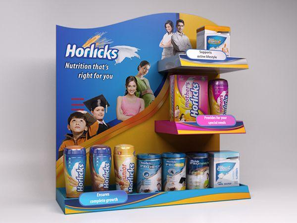 Horlicks Category Premiumisation on Behance