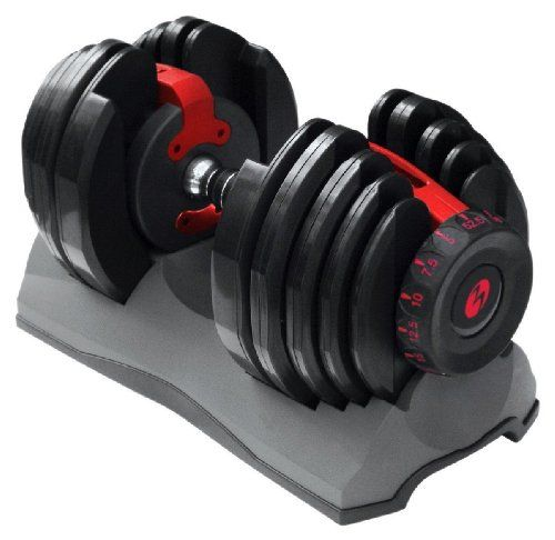 nice Bowflex SelectTech 552 Adjustable Dumbbell (Single)
