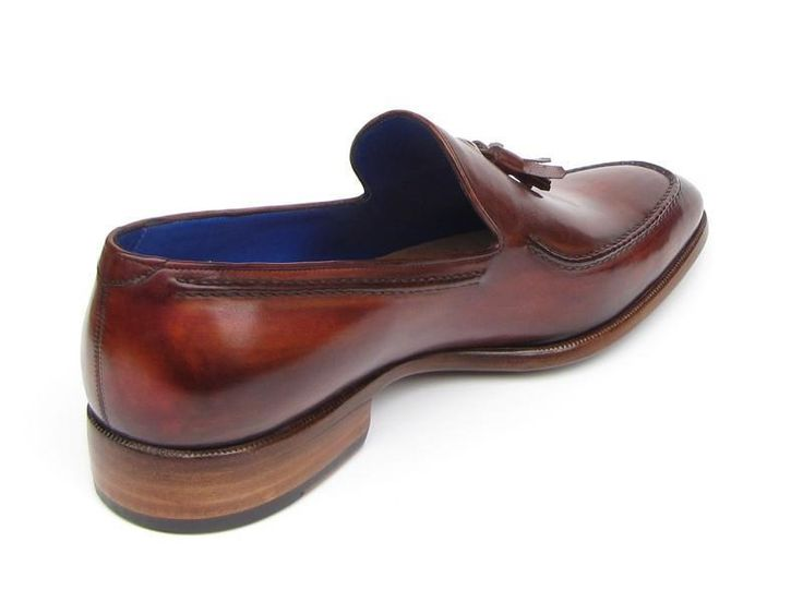Paul Parkman Men's Tassel Loafer - Brown