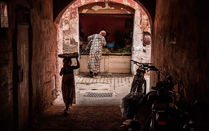 Magisk stämning i Marrakech - DN.SE
