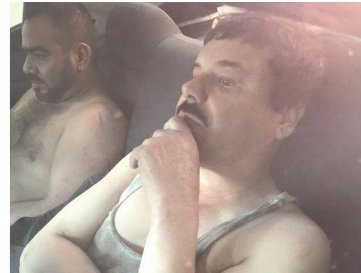 """El Hijo De 'El Chapo' Afirma Que La Captura De Su Padre """"No Cambia Nada"""""""