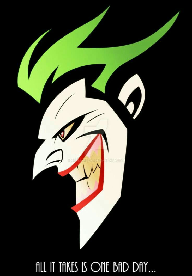The Joker El Guasón Batman DC Comics Batman Villains