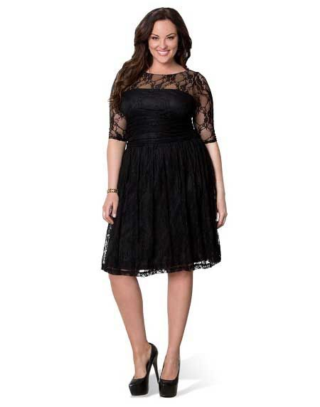 8 best images about Holiday Party Dresses for Plus Size ...