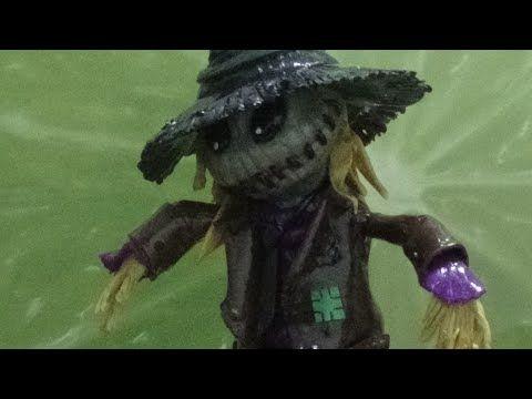 Espantapájaros de Arcilla polimérica/Scarecrow 2/2 Polymer Clay/Halloween - YouTube