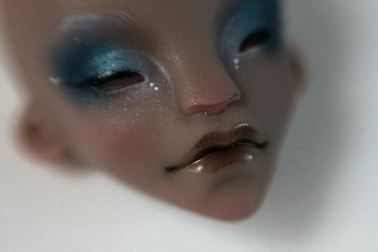 Nyx faun with her New make-up