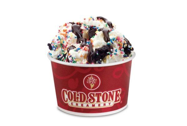 Win $50 To Cold Stone Creamery!