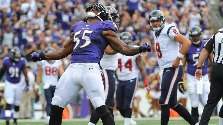 Three stats that stand out ahead of tonight's Ravens-Texans game