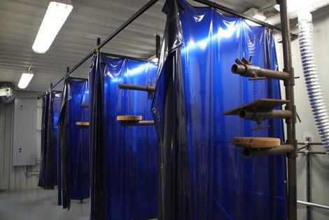 DropBox, Mobile Welding Station, Welding Testing, Welding Training, Welding Certification, portable welding training station, containerized welding training station, portable welding training station