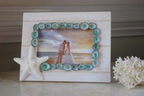 40 Amazing Beach Wedding Centerpieces