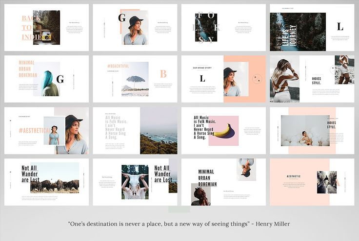 VOLKSHA - Powerpoint Template by TempLabs on @creativemarket