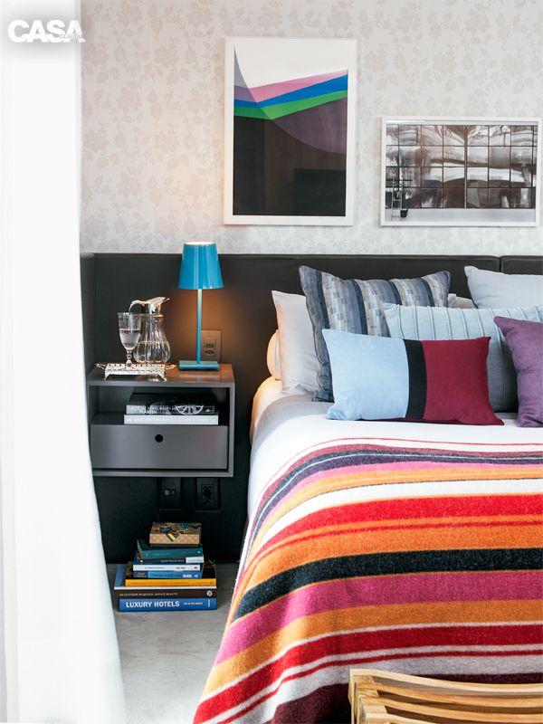 great way to color a bedroom #decor #bedrooms #quartos