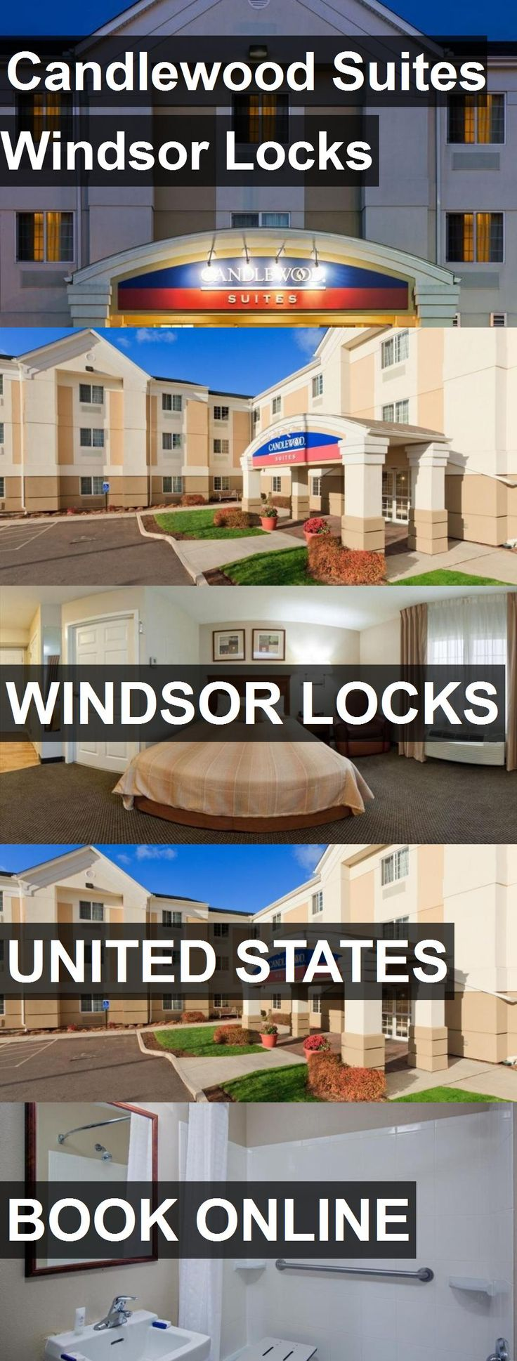 Hotel Candlewood Suites Windsor Locks in Windsor Locks, United States. For more information, photos, reviews and best prices please follow the link. #UnitedStates #WindsorLocks #travel #vacation #hotel