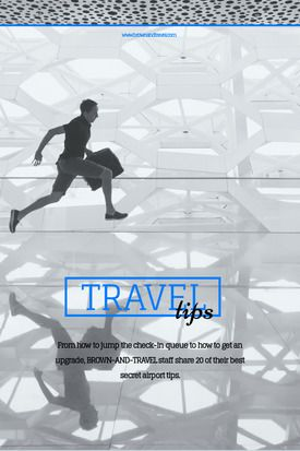 Travel Tips design made in Desygner