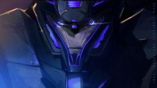 My art transformers megatron soundwave Transformers Prime starscream shockwave decepticon Sasswave tfp+soundwave humanized transformers meip...