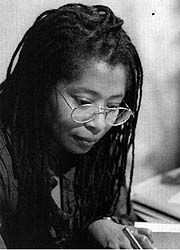 """a biography of alice walker the american fictional author Alice walker was voted the #5 favorite author of the 20th century alice walker is a vegetarian, gardener, world traveler and spiritual explorer she lives in mendocino, california """"alice walker was born on february 9, 1944, in eatonton, georgia, the eighth and last child of willie lee and minnie."""