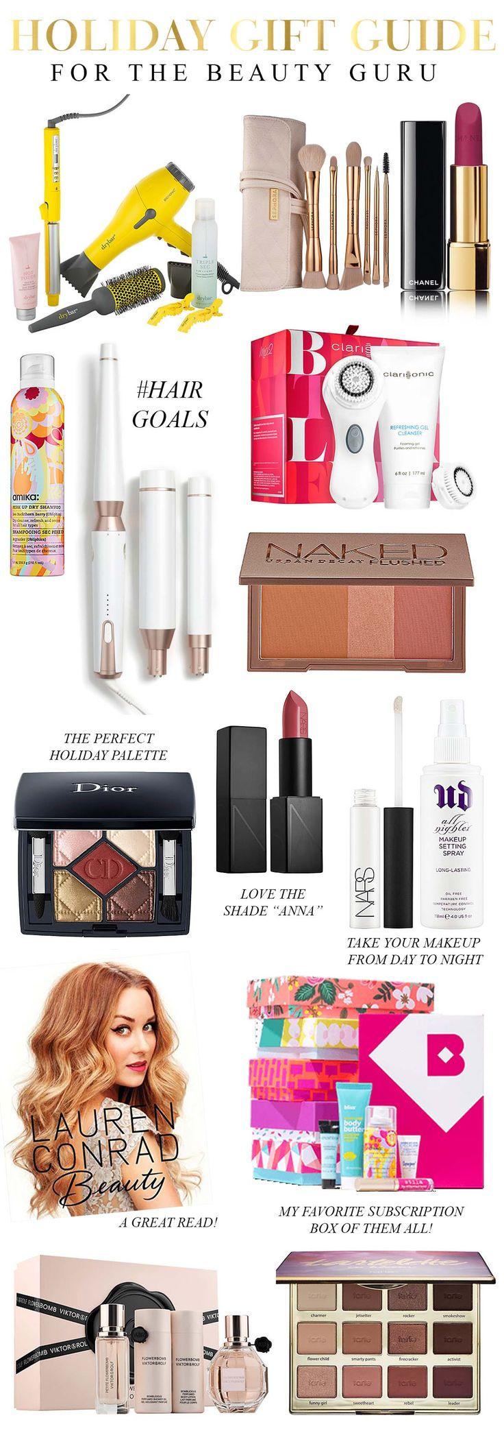 Gift Guide for the Beauty Guru // haveawesleyday.com
