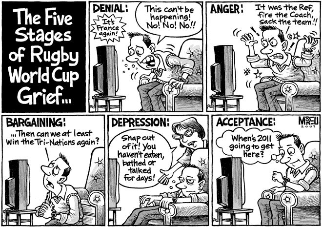 World Cup grief