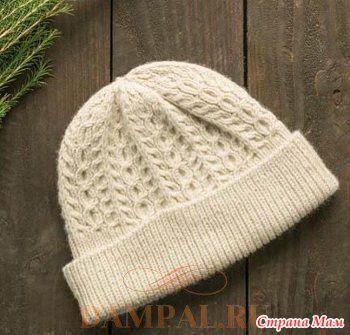 . Теплая вязаная шапка «Wayworn»